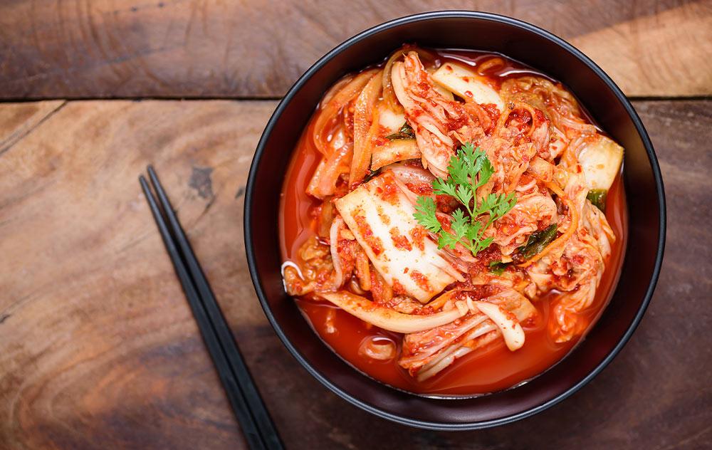 Kimchi selber machen - Das koreanischen Nationalgericht perfekt für einen gesunden Darm